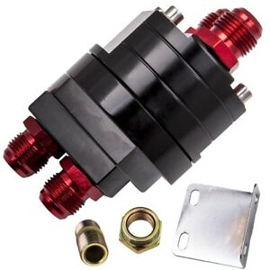 2x Oil Filter Relocation Male Sandwich Fitting Adapter Kit M20 X 1 5
