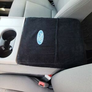 Fits Ford F150 F250 F350 2014 2021 Official Ford Embroidered Console Cover F7e