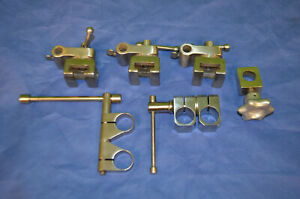 Bookwalter Retractor Lightweight Post Couplings And Or Table Sockets