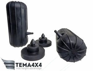 Coil Air Suspension Assist Bag For Toyota Leveling Lift Kit