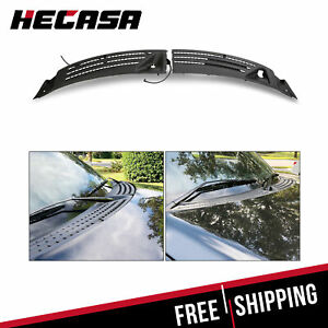 For 04 08 Ford F 150 Outer Right Left Windshield Window Wiper Cowl Cover Panel