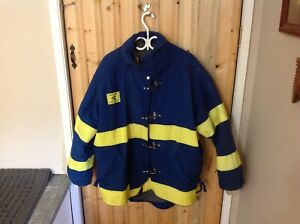 Morning Pride Bunker Turnout Gear Jacket Chest 52 Length 31 Sleeves 33