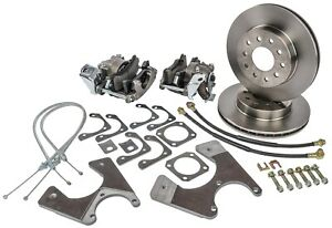 Jegs 630614 Gm Rear Disc Brake Conversion Kit