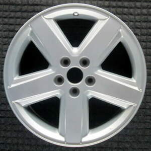 Dodge Avenger Bright Silver Metallic 18 Inch Oem Wheel 2008 To 2010
