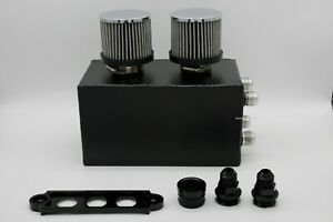Honda Civic Acura Integra 10an 4 Port Pro Series Oil Catch Can Breather