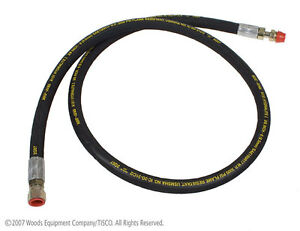 Power Steering Hose Fits Ford 2600 3600 4600 5600 6600 7600 1975 Up 54l