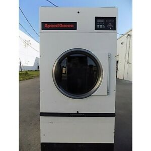 Speed Queen 50lb Dryers Certified Used With A Warranty