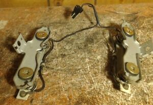 00 02 Hyundai Accent Steering Wheel Horn Button Contacts Wiring Complete Repair