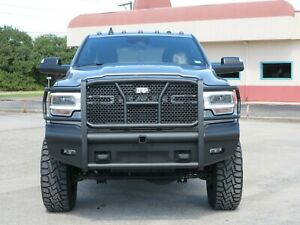 Ranch Style Heavy Duty Front Bumper Dodge 2500 3500 2019 2020 Back Road Products