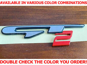 Gt2 Badge Emblem For Kia Stinger And Other Kia Models