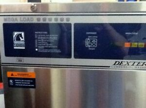 Hotel Ready 60lb Commercial Washers 3 Phase Certified