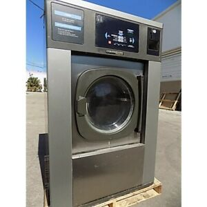 High Speed Extraction 40lb Washer Soft Mount Commercial Washer Continental