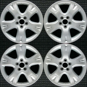 Toyota Matrix Painted 16 Oem Wheel Set 2003 To 2008