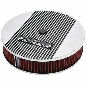 Edelbrock 4266 Elite Ii Air Cleaner