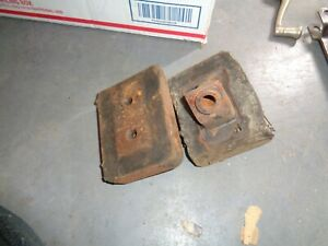 1935 1936 1937 Oldsmobile Motor Mounts Nors