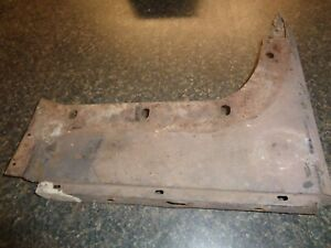 Original Ford Chevrolet 1948 1952 Fender To Running Board Filler 1939 1938