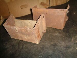 1918 1920 1922 1924 1925 1926 Ford Model T Coil Box Parts
