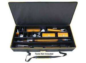 Tapetech Drywall Tool Case For Automatic Taping Tools
