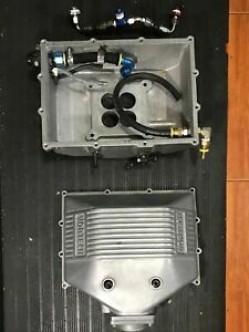 Vortech Paxton Procharger Turbo Supercharger Blow Carb Hat Enclosure Box