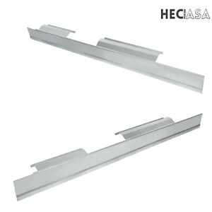 For 2003 2006 Ford Expedition Left Right Outer Rocker Panel Pair
