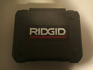 Ridgid Ca 100 Inspection Camera Case Only