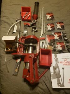Hornady Lock-N-Load AP Package with lots of extras