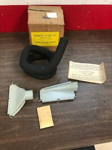 1940 Chrysler Dodge Desoto Windshield Defroster Defogger Nos United Motor 320