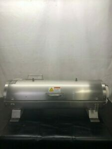 Applied Test Systems Series 3210 4000 W Tube Furnace Max Temp 900 c 1652 f