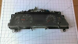 2005 2007 Ford F250 F350 Gas Engine Tach Instrument Cluster Gauges Speedometer