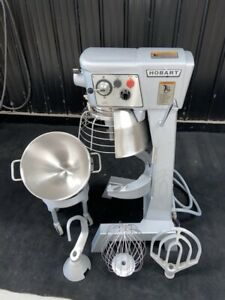 Hobart 30 Qt Quart 30qt Dough Bowl Guard Mixer Pizza Bakery Bread 20 60 80