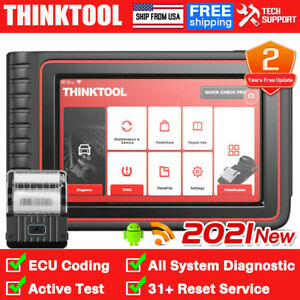 Foxwell Nt624 Elite Automotive Full System Obd2 Diagnostic Scanner Abs Srs Oil
