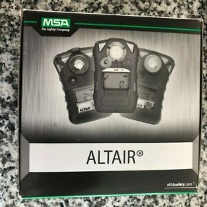 Msa Safety 10092523c Altair Oxygen o2 Single Gas Detector