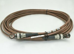 9538 Tokyo Electron Rf Generator Cable 60mhz 5kw 19 97m 3d80 001635 11