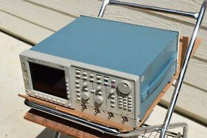 Tektronix Tds754d Digital Oscilloscope 500mhz 2g Tek Tds 754d Test Guaranteed