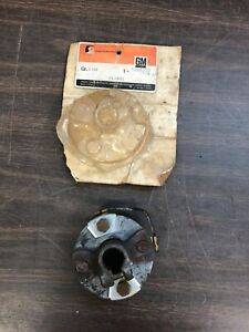 1959 1960 Oldsmobile Steering Shaft Flange Rag Joint W Ground Wire Nos Gm 320