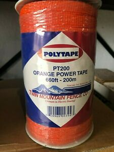 Power Tape 6 Strand Electric Poly Tape 660