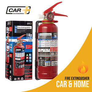 Fire Extinguisher Dry Chemical Powder Portable Car Home 2 2 Lb
