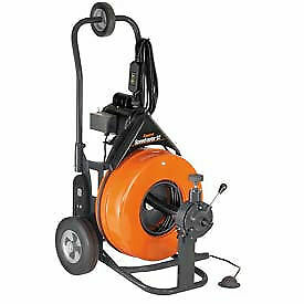 General Wire Speedrooter 92 Drain sewer Cleaning Machine W 100 X 5 8 Cable