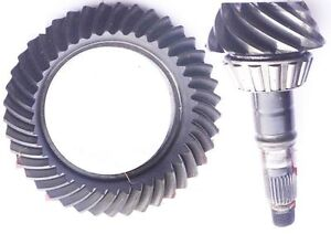 Gm Chevy 8 0 3 73 Ring And Pinion Gears 8 Inch Trailblazer Colorado 10 Bolt Gt4