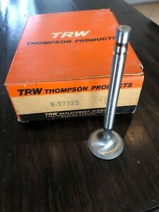 Nors Trw Engine Valve Set S2323 Chevy Gmc 153 283 350 305 307 265 400 194 215