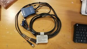 Tektronix Iview External Oscilloscope Cable National Instruments Gpib usb hs