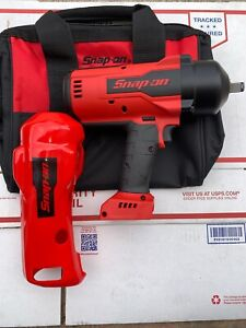 Snap On Brushless Impact Wrench Ct9075 1 2 Drive Please Read Descriptions