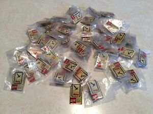 Lot of 44 NEW 1992 Barcelona Coca Cola USA Olympic Diving  Pin