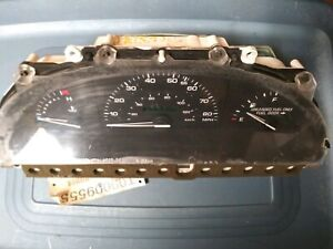 1993 Ford Tempo Cluster Speedometer Oem