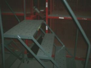 Rolling 4 Step Ladders For Sale