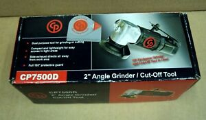 Chicago Pneumatic Cp7500d 2 Angle Grinder Cut off Tool New