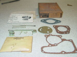 Nos Original 1570b Carter Carburetor Repair Kit Nash Rambler 1951 757sb 824sb