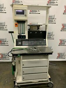 Datex ohmeda Modulus Se With 7900 Smart Vent Anesthesia Machine