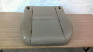 1997 2001 Toyota Camry Genuine Factory Tan Leather Driver Passenger Seat Base