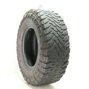 Used Lt 35x12 5r17 Toyo Open Country Mt 125q 7 5 32